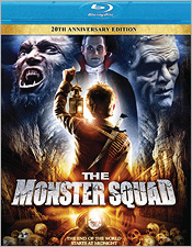 The Monster Squad: 20th Anniversary Edition (Blu-ray Disc)
