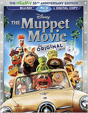 The Muppet Movie: Nearly 35th Anniversary Edition (Blu-ray Disc)