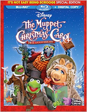 The Muppet Christmas Carol (Blu-ray Disc)