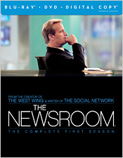 The Newsroom: The Complete First Season (Blu-ray Disc)