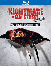 The Nightmare on Elm Street Collection (Blu-ray Disc)