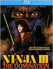 Ninja III: The Domination (Blu-ray Disc)