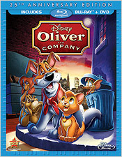 Oliver and Company: 25th Anniversary Edition (Blu-ray Disc)