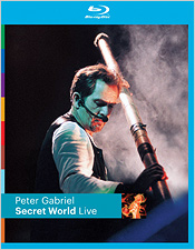 Peter Gabriel: Secret World Live (Blu-ray Disc)