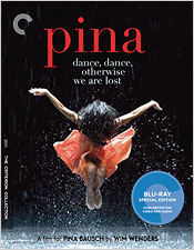 Pina (Criterion Blu-ray 3D Combo)