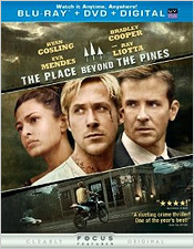 The Place Beyond the Pines (Blu-ray Disc)