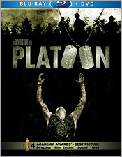 Platoon: 25th Anniversary Edition (Blu-ray Disc)