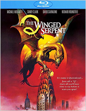 Q: The Winged Serpent (Blu-ray Disc)