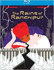 The Rains of Ranchipur (Blu-ray Disc)