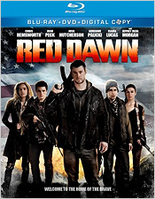 Red Dawn (2012 - Blu-ray Disc)