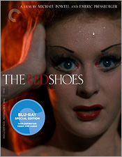 The Red Shows (Criterion Blu-ray Disc)