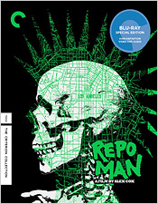 Repo Man (Criterion Blu-ray Disc)