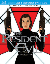 The Resident Evil Collection (Blu-ray Disc)