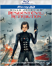 Resident Evil: Retribution (Blu-ray 3D)