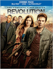 Revolution: The Complete First Season (Blu-ray Disc)
