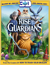 Rise of the Guardians (Blu-ray 3D)