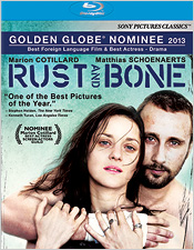Rust and Bone (Blu-ray Disc)