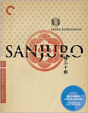 Sanjuro (Criterion Blu-ray Disc)