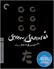 Seven Samurai (Criterion Blu-ray Disc)