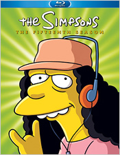 The Simpsons: The Fifteenth Season (Blu-ray Disc)