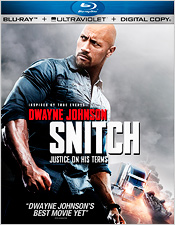 Snitch (Blu-ray Disc)