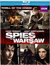 Spies of Warsaw (Blu-ray Disc)