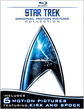 Star Trek: The Original Motion Picture Collection (Blu-ray Disc)