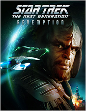 Star Trek: The Next Generation - Redemption (Blu-ray Disc)