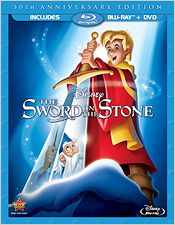 The Sword in the Stone: 50th Anniversary Edition (Blu-ray Disc)