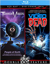 TerrorVision/The Video Dead - Double Feature (Blu-ray Disc)