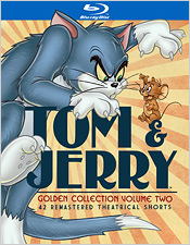 Tom & Jerry: Golden Collection - Volume 2 (Blu-ray Disc)