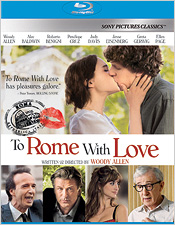 To Rome with Love (Blu-ray Disc)