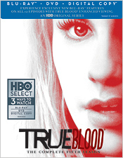 True Blood: The Complete Fifth Season (Blu-ray Disc)