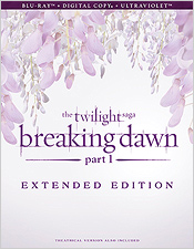 The Twilight Saga: Breaking Dawn - Part 1: Extended Edition (Blu-ray Disc)