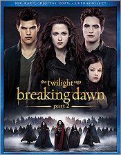 The Twilight Saga: Breaking Dawn – Part 2 (Blu-ray Disc)