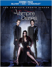 The Vampire Dairies: The Complete Fourth Season (Blu-ray Disc)
