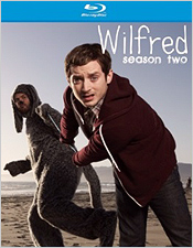 Wilfred: Season Two (Blu-ray Disc)