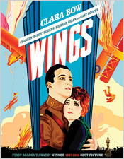 Wings (Blu-ray Disc)