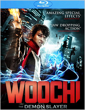 Woochi: The Demon Slayer (Blu-ray Disc)