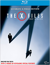 The X-Files: I Want to Believe (Blu-ray Disc)