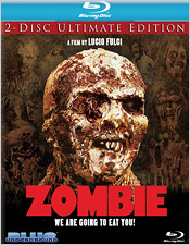 Zombie: 2-Disc Ultimate Edition (Blu-ray Disc)