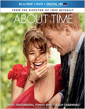 About Time (Blu-ray Disc)