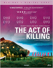The Act of Killing (Blu-ray Disc)
