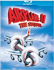 Airplane II: The Sequel (Blu-ray Disc)