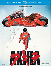 Akira: 25th Anniversary Edition (Blu-ray Disc)