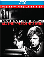 All the President's Men: 2-Disc Special Edition (Blu-ray Disc)