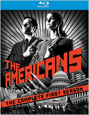The Americans: The Complete First Season (Blu-ray Disc)