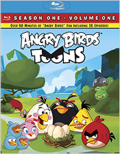 Angry Birds Toons: Season One, Volume One (Blu-ray Disc)