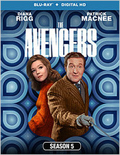 The Avengers: Season 5 (Blu-ray Disc)