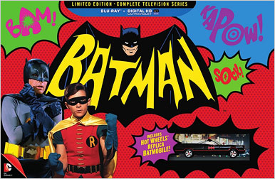 Batman: The Complete Television Series - Limited Edition